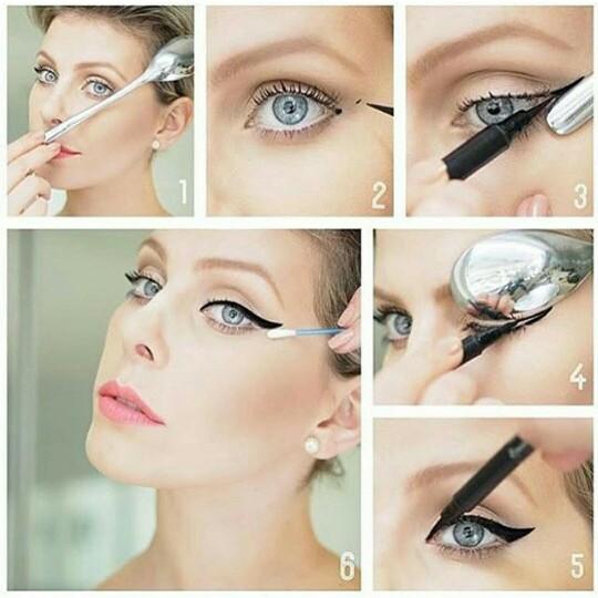 trucos para aplicar el eyeliner correctamente bulevar sur