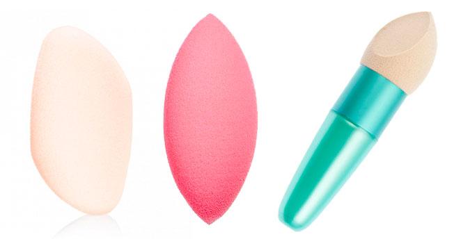Otras esponjas de maquillaje