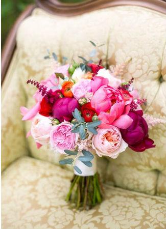 Los tipos de flores y ramos de novias que más se llevan - Bulevar Sur