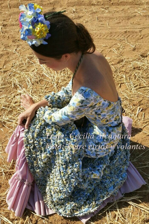 b8c371fd88 Diferencias entre la flamenca del Rocío y la de la feria - Bulevar Sur