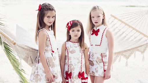 little kings es la cadena de franquicia que vende en exclusiva la marca miranda que es uno de los principales de moda infantil en la