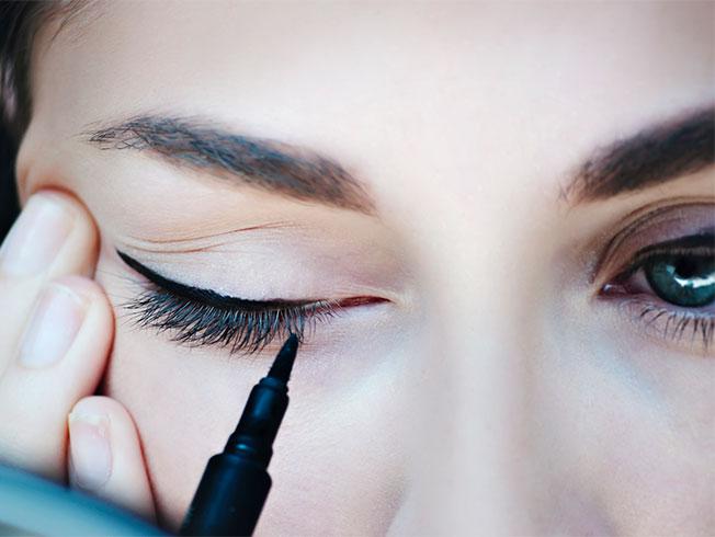 Cómo delinear el ojo en función de su forma