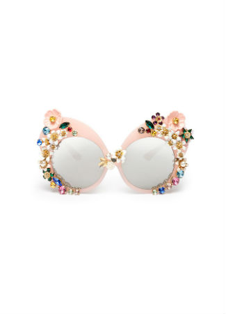Gafas de sol Flowers Collection Pink de Dolce & Gabbana 2016