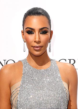 Kim Kardashian en Cannes 2016