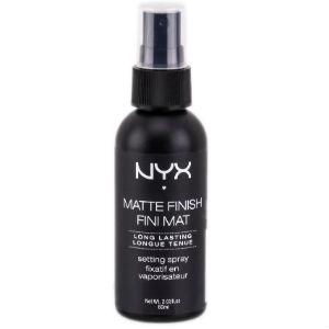 Spray fijador de maquillaje de NYX