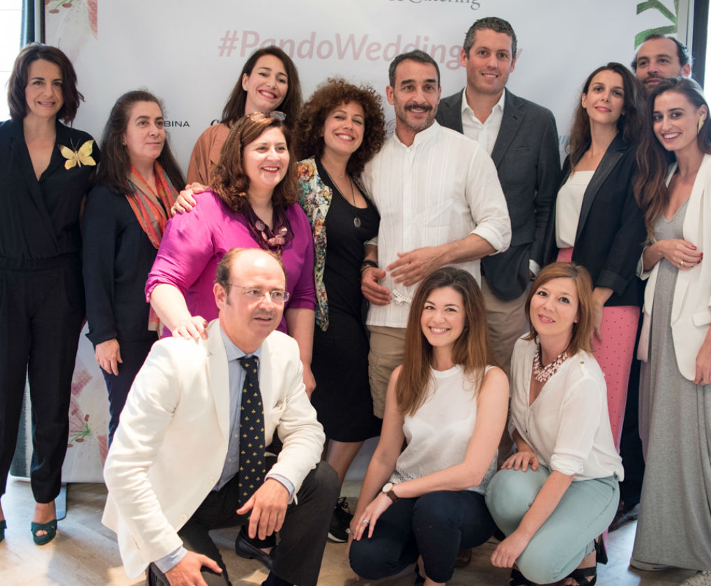 I PandoWedding Day en Sevilla con firmas del sector nupcial