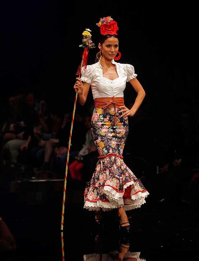 Desfile de Yolanda Rivas en Simof 2016