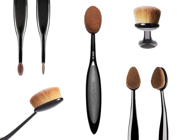 2add6f5d2 Tipos de brochas y pinceles de maquillaje. Cómo elaborar tu kit ...