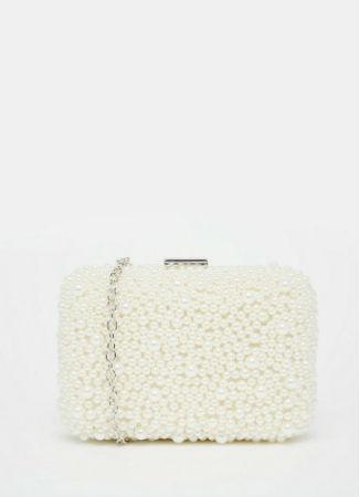 Clutch de perlas