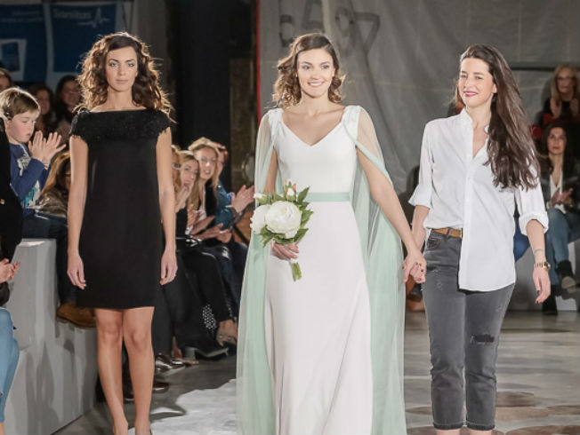 Ana herreros de tejada marca estilo en las bodas - Herreros en sevilla ...