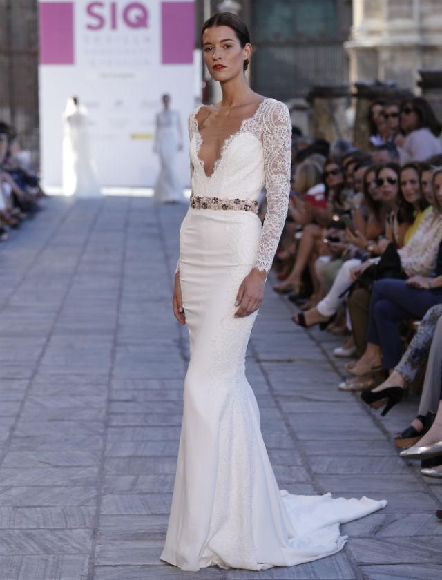 los vestidos de novia de maria jose suarez – vestidos de noche