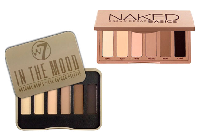 Clon Naked Basics In The Mood