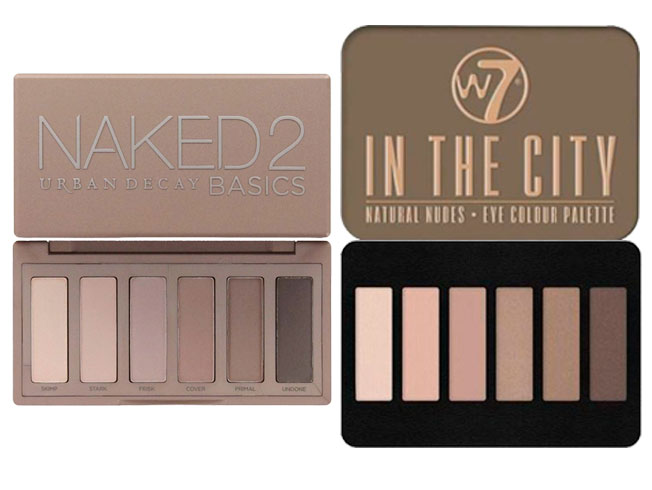 naked2 basics urban decay clon