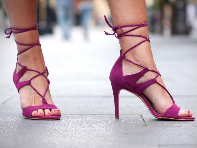 Nuria cobo elegancia sevillana hecha tacones bulevar sur - Zapatos nuria cobo ...