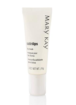mascarilla exfoliante labial Mary Kay
