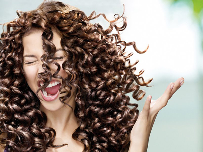 Consejos para corte de pelo rizado