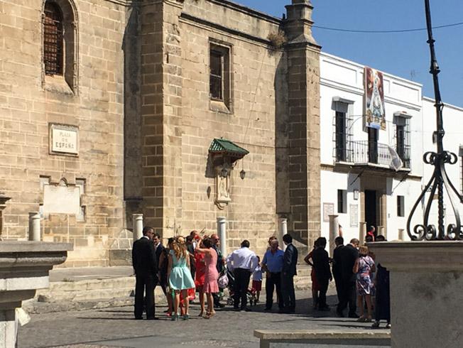 De boda en la Prioral