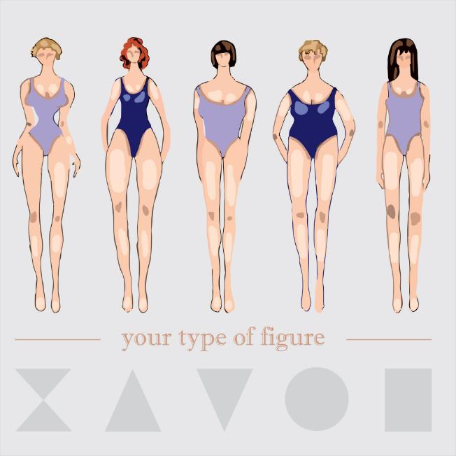 3e8419ca7f La guía definitiva para elegir vestido según tu tipo de cuerpo ...