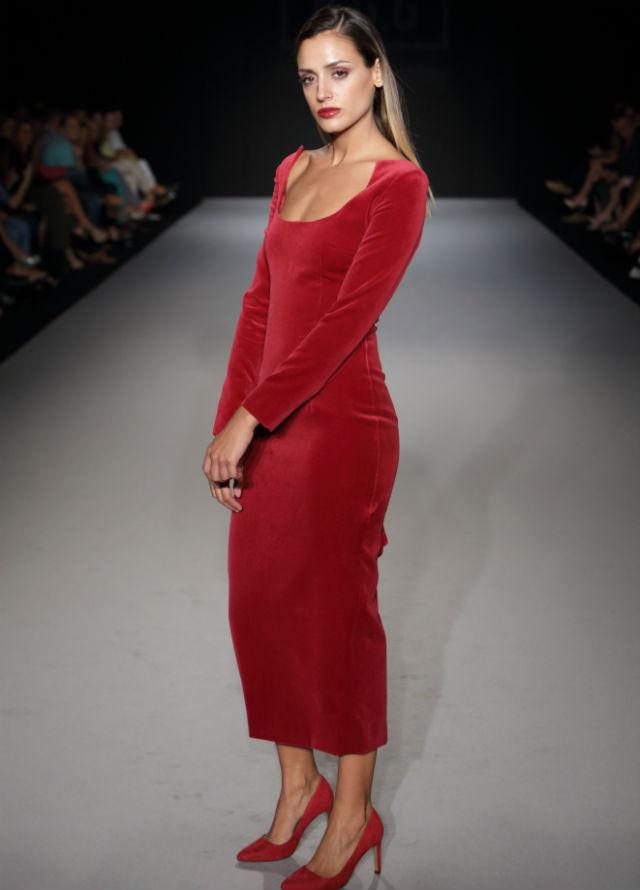 Desfile de BGG Couture en Code 41. Foto: Santiago Molina