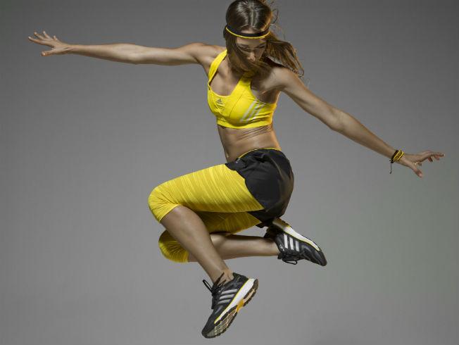 zapatillas mujer aerobic adidas