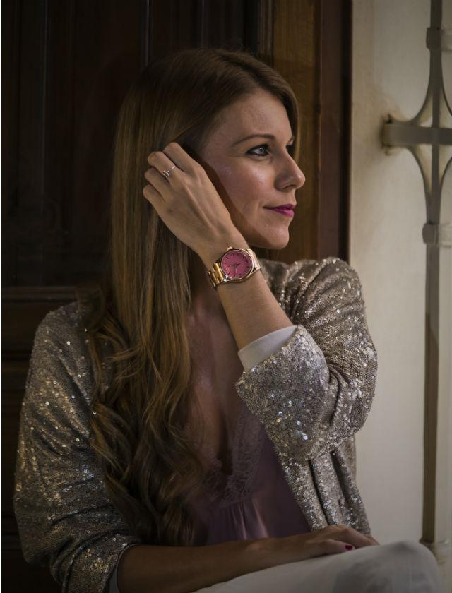 Promoción relojes de Poète en ABC. Foto: J.M.Serrano / Raúl Doblado