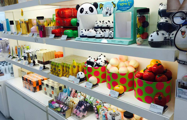 tienda de cosmética coreana