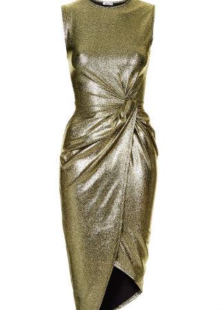 vestido-dorado-topshop-