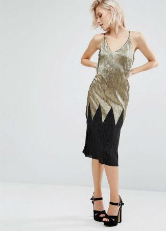 vestido-riverisland-dorado-