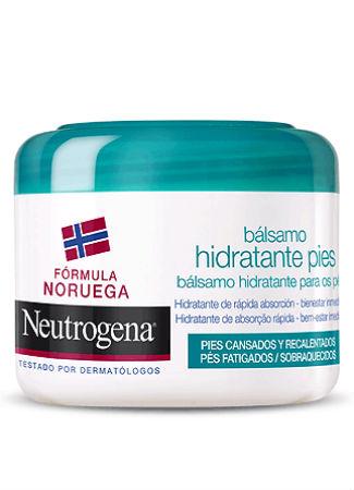 Bálsamo hidratante de pies de Neutrógena
