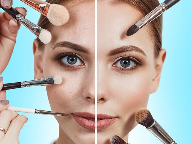 Maquillaje ligero vs maquillaje cubriente, ¿cuál elegir?