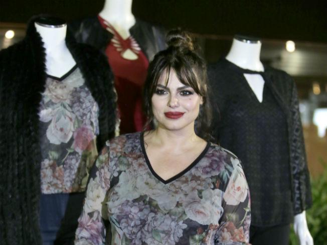 Marisa Jara presenta su colección cápsula para Elena Miró en Sevilla. Foto: J.M. Serrano