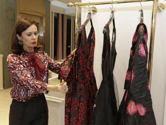 Entrevista a Teria Yabar en Sevilla