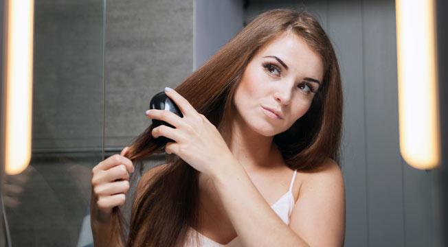 Alisar el pelo sin calor con la toga