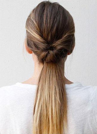 Quiero ver peinados faciles
