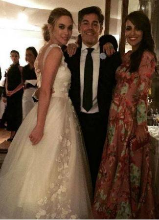 los vestidos de las novias famosas del 2016 - bulevar sur