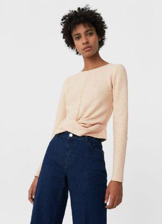 rosacuarzo-camisa-mango