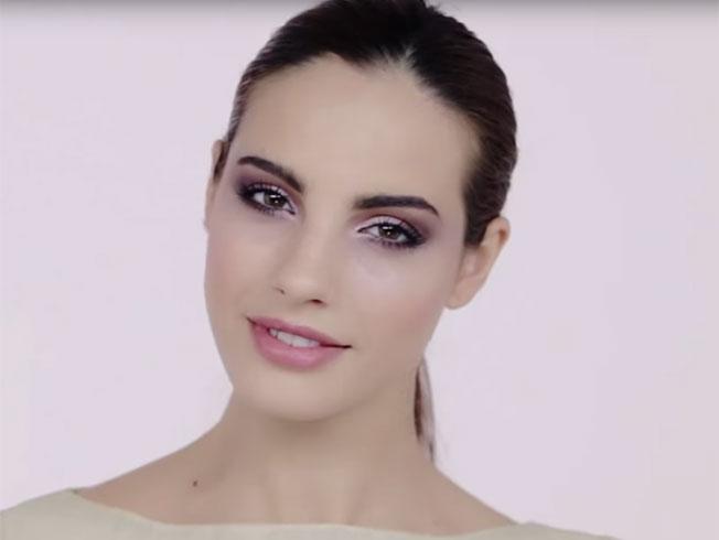 Tres looks de maquillaje de ojos para Nochevieja