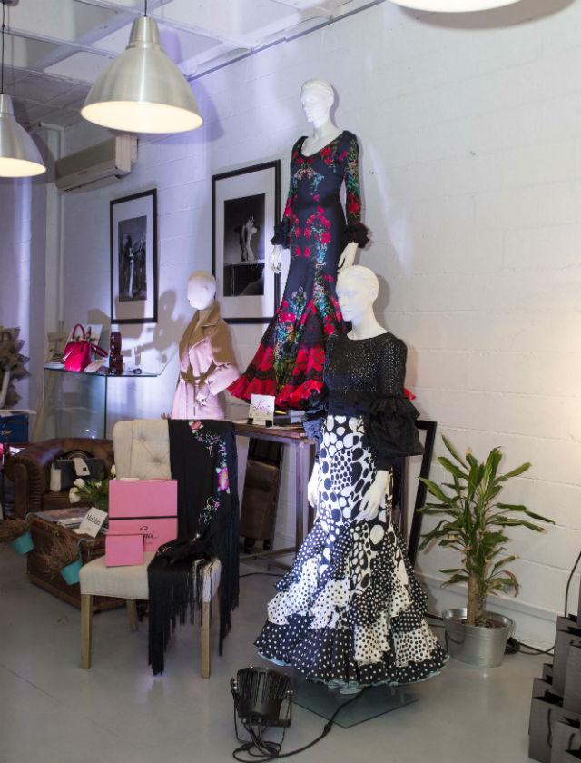 Presentación de Sevilla como destino de compras de lujo en Madrid (dentro de las actividades de FITUR)