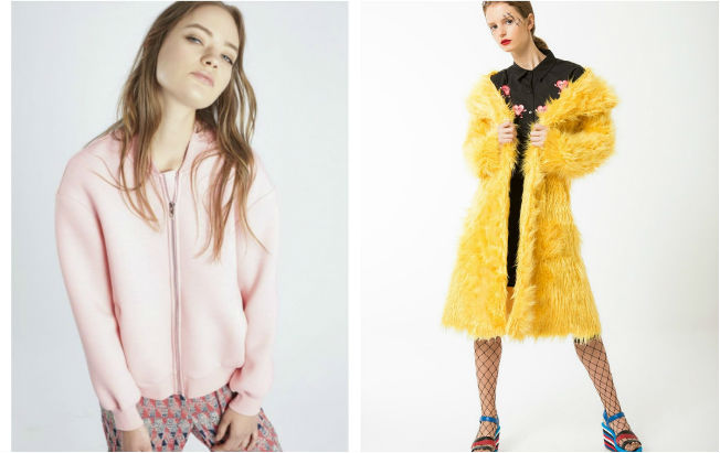 Tendencias 2017: rosa y amarillo