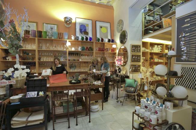 De tiendas por Sevilla: Alquitara - Bulevar Sur