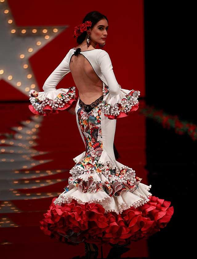 e9b81ce1a Cómo quieres que sea tu próximo traje de flamenca? - Bulevar Sur