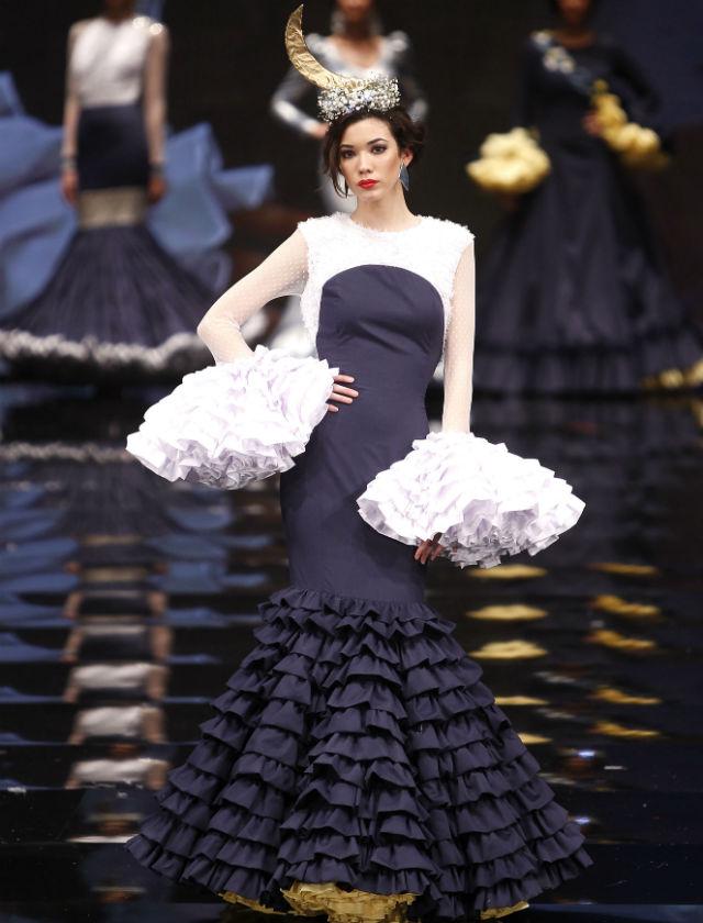 2b2fa3b08a5f Cómo quieres que sea tu próximo traje de flamenca? - Bulevar Sur