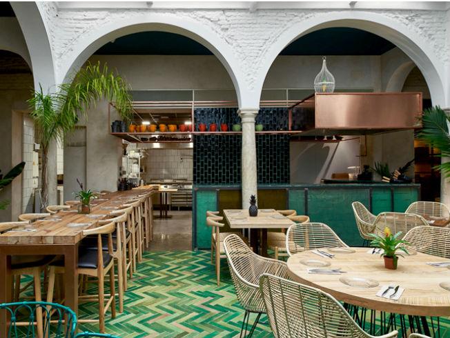 Restaurante Lobo López en Sevilla