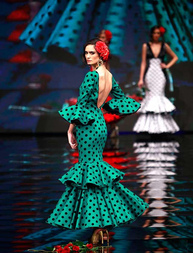 Pilar Rubio: Una mirada al firmamento está inspirada en los grandes artistas de todos los tiempos tanto de flamenco, como de la copla (Rocío Ruz / Raúl Doblado)