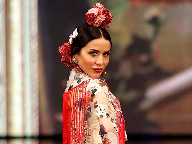 Simof 2017 Tendencias De Peinado Para Flamencas Bulevar Sur