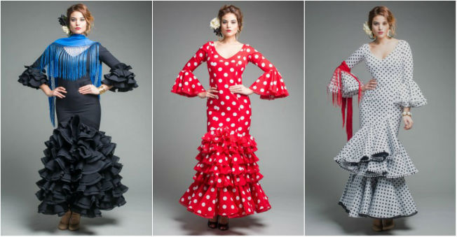 Alquiler de trajes de flamenca en Sevilla, Alpagui