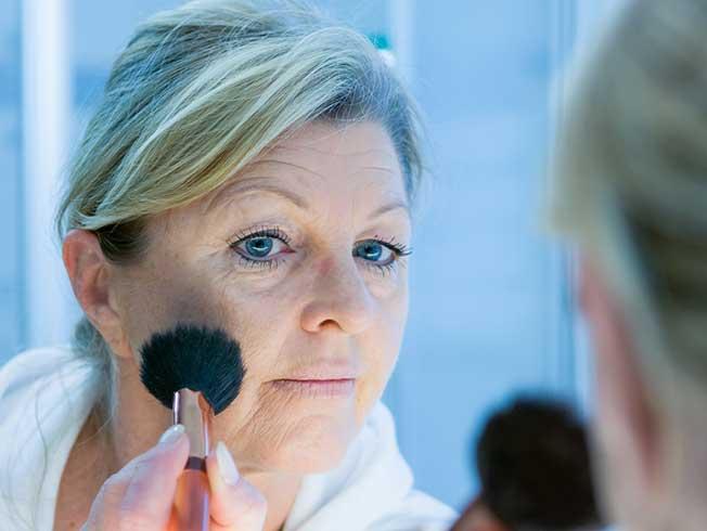 Claves de maquillaje para pieles maduras