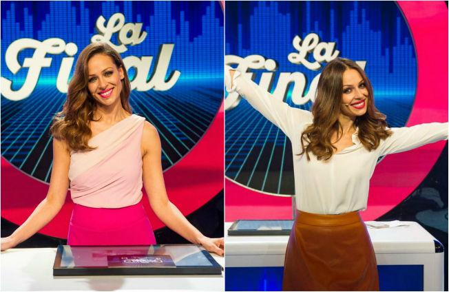 Los looks de Eva González en El Gran Reto Musical