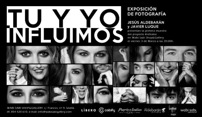 exposicion-influencers-sevilla-cartel