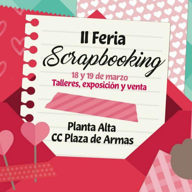 II Feria de Scrapbooking Sevilla